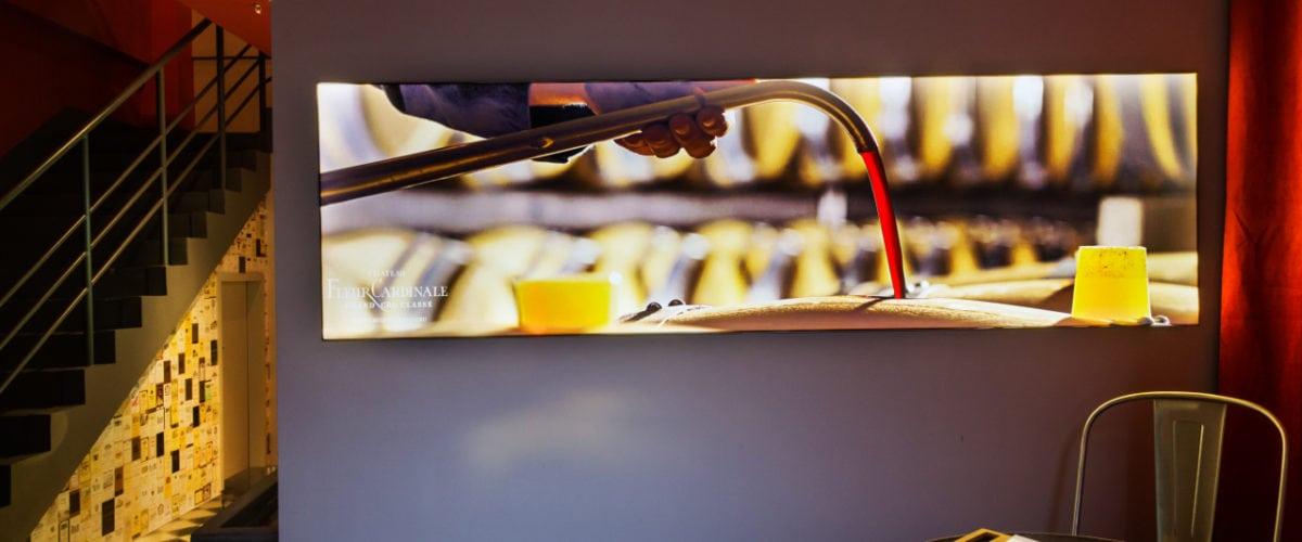 Burdigala - FyBox - lightbox restaurant visual