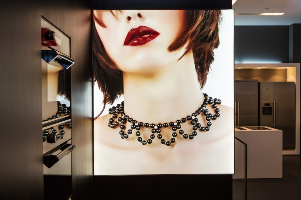 De Dietrich - FyBox - lightbox visual merchandising