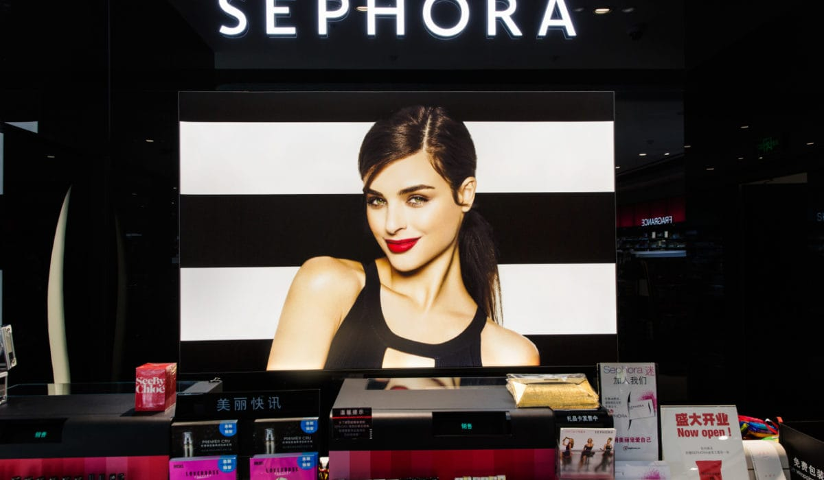 Sephora - FyBox - lightbox