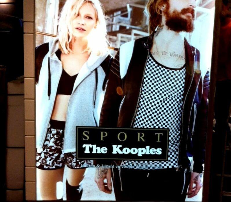 The Kooples - FyBox - lightbox
