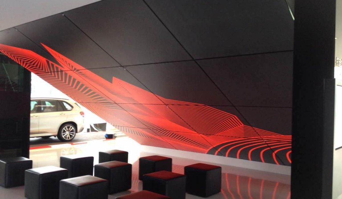 BMW - FyBox - caisson lumineux