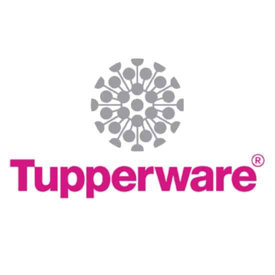 Tupperware logo FyBox