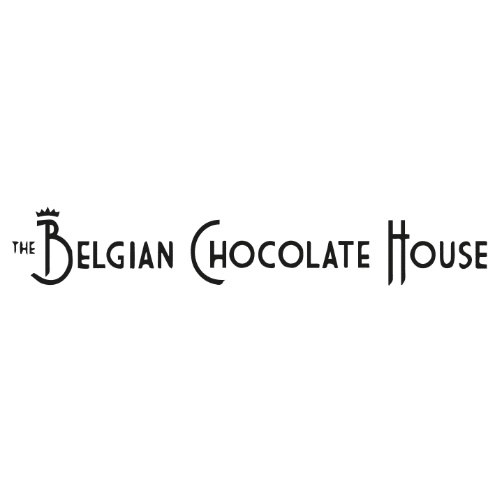 Belgian chocolate house logo N&B FyBox