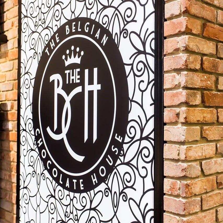 The Belgian Chocolate House - FyBox - visual merchandising