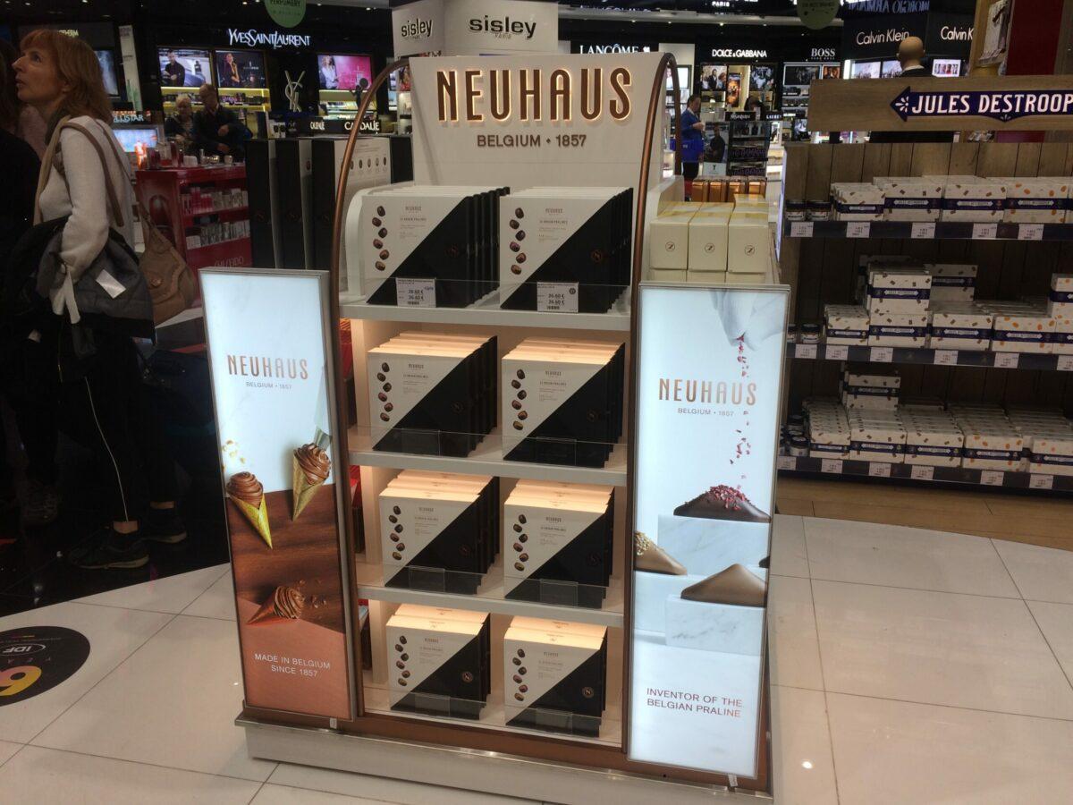 Neuhaus - FyBox - cadre lumineux