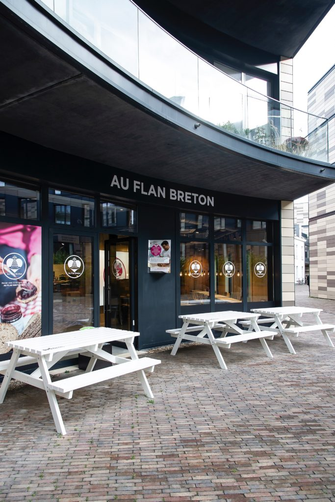 Au flan breton - Fybox - lightbox